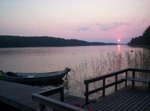 Keitele järvi