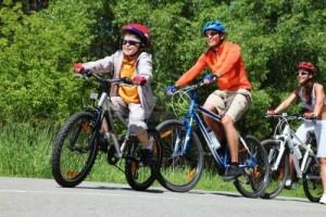 Pyöräily Saimaa
